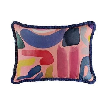 Play Cushion, 61 x 45cm, pink/blue