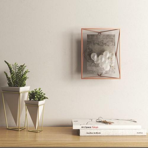 Prisma Photo frame, 5 x 7'', Copper