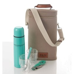 Canvas Drinks pack, W23 x D13 x H40cm