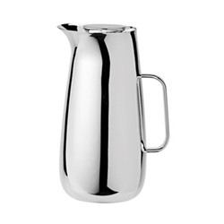 Foster by Norman Foster Vacuum jug, H24cm - 1 litre, stainless steel