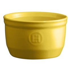 Provence Set of 6 ramekins, D10cm x 6.3cm - 25cl, yellow
