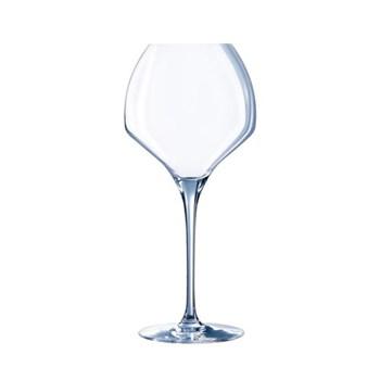 Open Up Set of 6 soft wine glasses, 16.5oz
