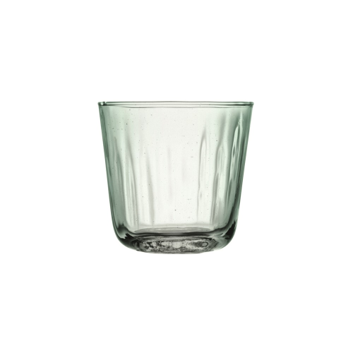 Mia Set of 4 tumblers, 250ml, recycled glass
