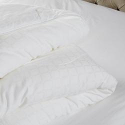 Soft and Light Breathable Super king size duvet 7.5 tog, 260 x 220cm, White