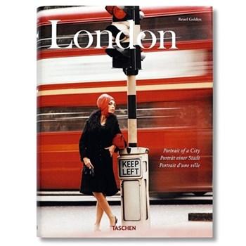 Reuel Golden London. portrait of a city