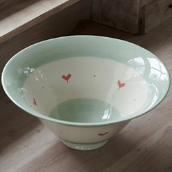 Oscar Large salad bowl, 15 x 33cm, Oscar