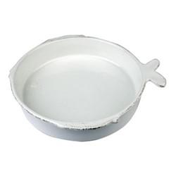 Marina Set of 6 pasta plates, D22cm, white