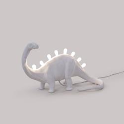 Jurassic - Brontosaurus Lamp, L49 x W17 x H31cm, white