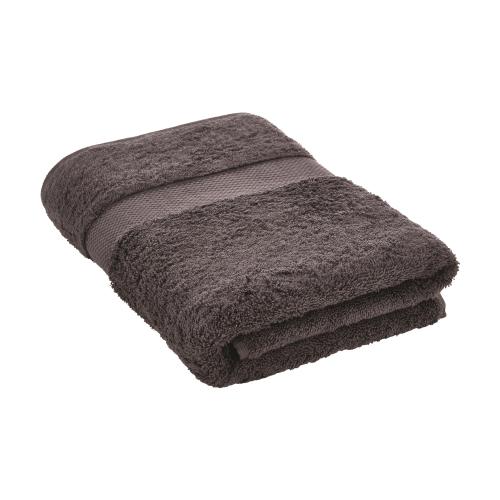 Egyptian Cotton Luxury Bath towel, 69 x 140cm, Graphite