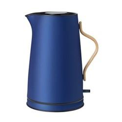 Emma Kettle, H26cm - 1.2 litre, dark blue