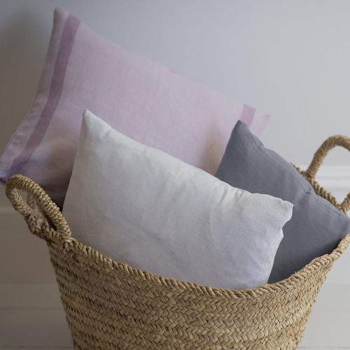 Housewife pillowcase, 30 x 40cm, Toulon Dove Grey