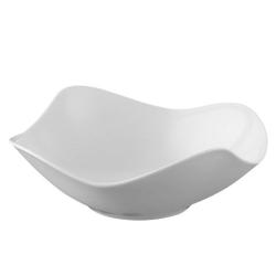 A la Carte - Nimbus Bowl, 19cm, White