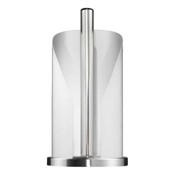 Paper roll holder, H30 x W15 x D15cm, white