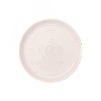 Pinch Set of 4 side plates, D21.6cm, grey