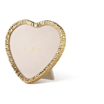 Ambroise Heart photograph frame, gold
