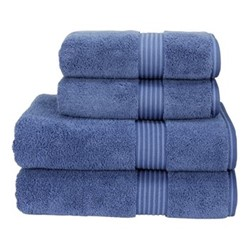 Supreme Hygro Pair of hand towels, L50 x W100cm, deep sea