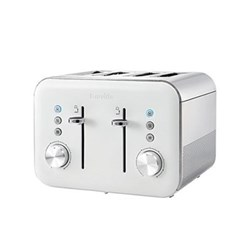 High Gloss - VTT687 Toaster, 4 Slice, white