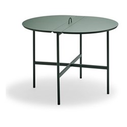 Picnic Table, L105 x W85 x H73cm, hunter green