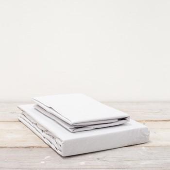 Super kingsize flat sheet 180 x 200 x 36cm