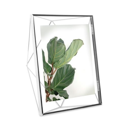 Prisma Photo frame, 8 x 10'', chrome
