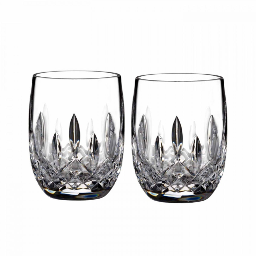 Lismore Connoisseur Pair of Rounded 7oz Tumbler