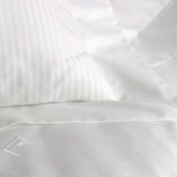 Torcello Super king size flat sheet, 300 x 290cm, white