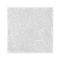 Etoile Face cloth, 33 x 33cm, blanc