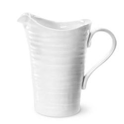 Ceramics Pitcher medium, 0.8 litre, white