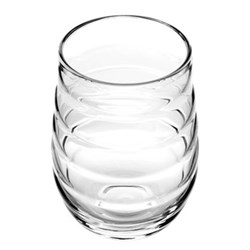 Glassware Pair of balloon highball tumblers, 50cl