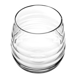 Glassware Pair of balloon tumblers, 36cl
