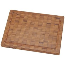 Cutting board, 25 x 20cm, bamboo