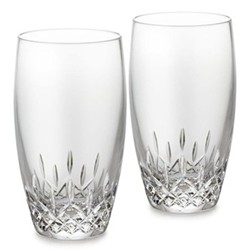 Lismore Essence Pair of highball glasses