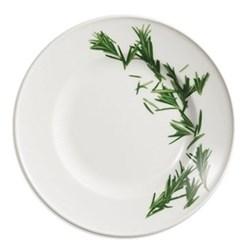 Herbaticum - Rosemary Dessert plate with rim, 19cm
