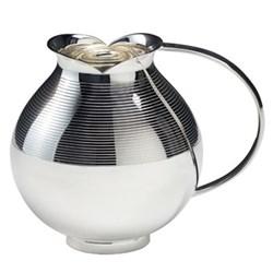 Transat Jug, 1.5 litre, silver plate