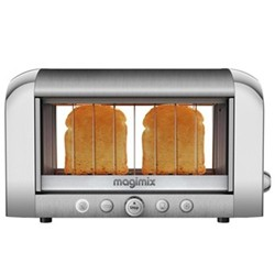 Vision - 11526 Toaster, 2 slot, brushed stainless steel