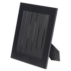 "Oyster Bay Photograph frame, 10 x 8"", black lizard"
