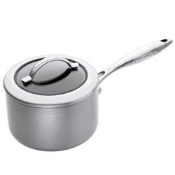 Saucepan with glass lid 18cm