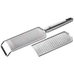 Twin Pure steel Multi-grater, 30cm