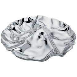 Pepa by Lluis Clotet Hors-d'oeuvre dish, 28.4 x 4cm, stainless steel
