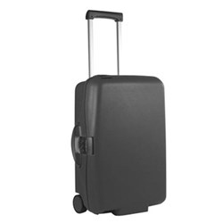 Upright suitcase 55cm
