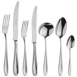 Rivelin 44 piece boxed set, stainless steel
