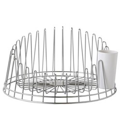 A Tempo by Pauline Deltour Dish drainer, 36.5cm, stainless steel