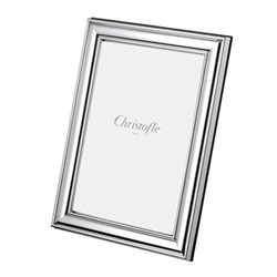 "Albi Photograph frame, 18 x 24cm (7 x 9 1/2""), sterling silver"