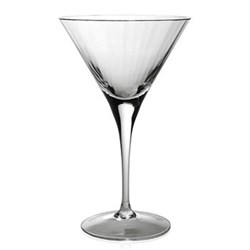 Corinne Martini glass
