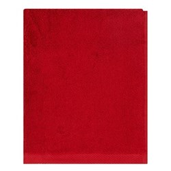 Angel Guest towel, red