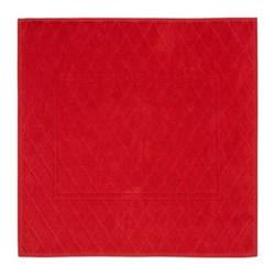 Angel Bath mat, red