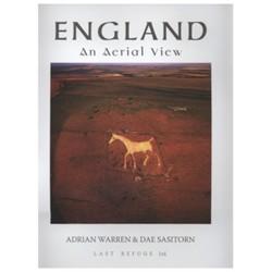 England - An Aerial View - Anman Lauren