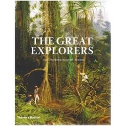The Great Explorers - Robin Hanbury Tennyson