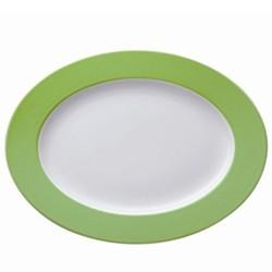 Oval platter 33cm
