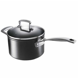 Toughened Non-Stick Saucepan, 20cm - 3.8 litre